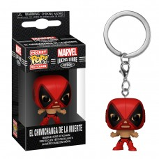 Брелок Funko Pocket POP! Marvel: El Chimichanga De La Muerte Deadpool