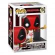Фигурка Funko POP! Bobble: Marvel: Backyard Griller Deadpool