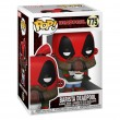 Фигурка Funko POP! Bobble: Marvel: Barista Deadpool