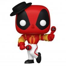 Фигурка Funko POP! Bobble: Marvel: Flamenco Deadpool