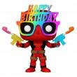 Фигурка Funko POP! Bobble: Marvel: 30th Birthday Glasses Deadpool (Exc)