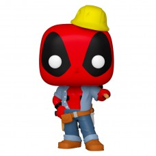 Фигурка Funko POP! Bobble: Marvel: 30th Deadpool Construction Worker (Exc)