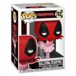 Фигурка Funko POP! Bobble: Marvel: 30th Ballerina Deadpool (Exc)