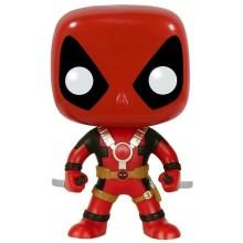 Фигурка Funko POP! Bobble: Marvel: Deadpool Two Swords