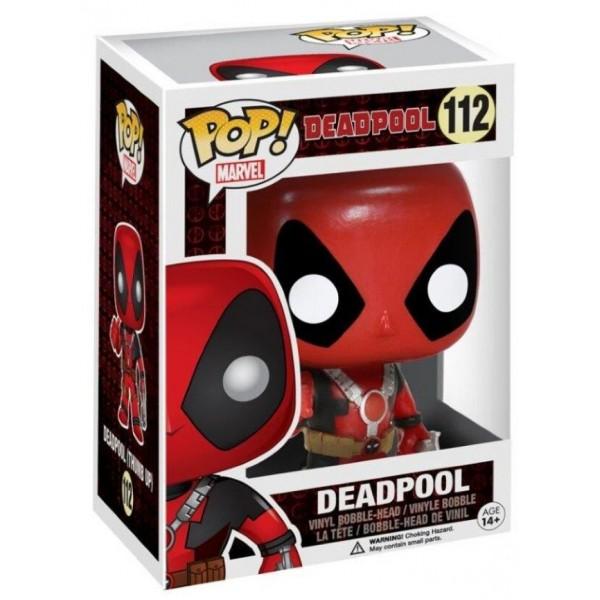 Фигурка Funko POP! Bobble: Marvel: Deadpool Thumb Up