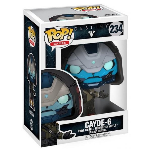 Фигурка Funko POP! Games: Destiny: Cayde-6