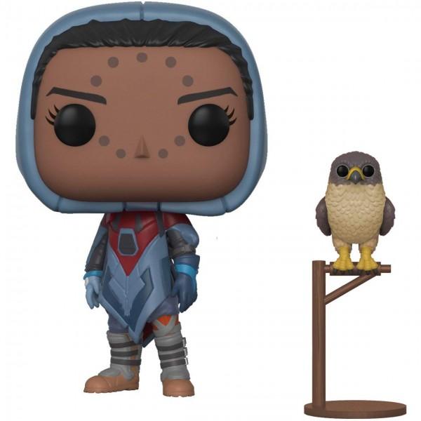 Фигурка Funko POP! Games: Destiny: Hawthorne with Hawk