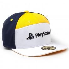 Бейсболка Playstation: 7 Panels