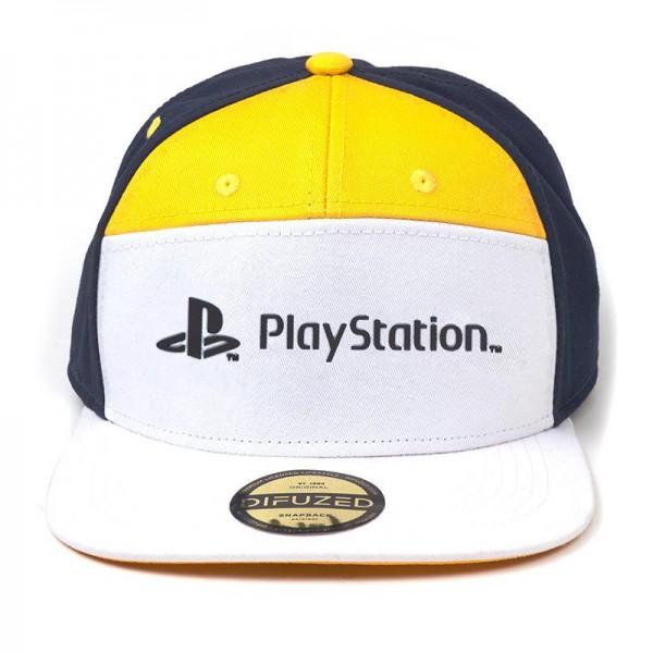 Бейсболка Difuzed: Playstation 7 Panels