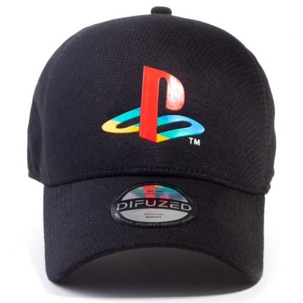 Бейсболка Difuzed: с логотипом Playstation