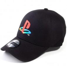 Бейсболка Playstation: Logo Seamless