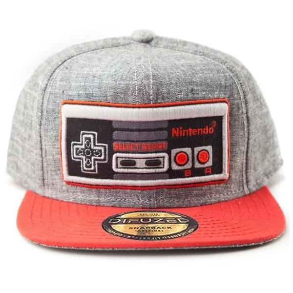 Бейсболка Difuzed: Nintendo: NES Controller