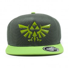 Бейсболка Zelda: Hyrule Crest Logo