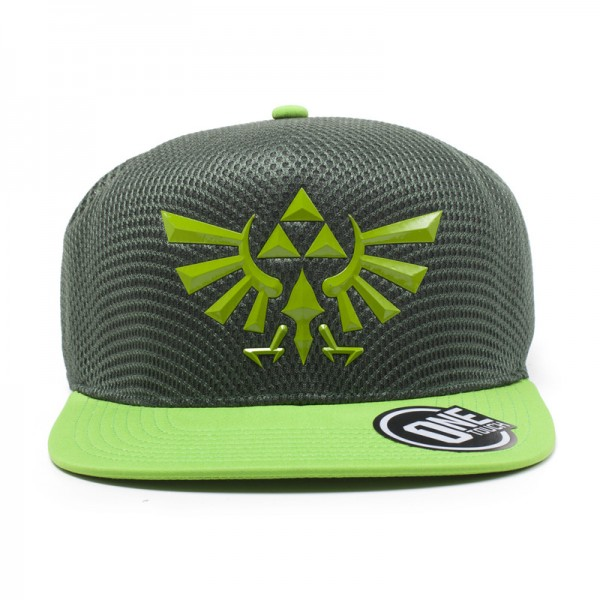 Бейсболка Difuzed: Zelda: Hyrule Crest Logo