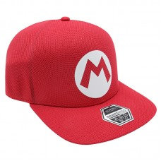 Бейсболка Nintendo: Super Mario Badge Seamless
