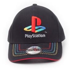 Бейсболка Playstation: Retro Logo