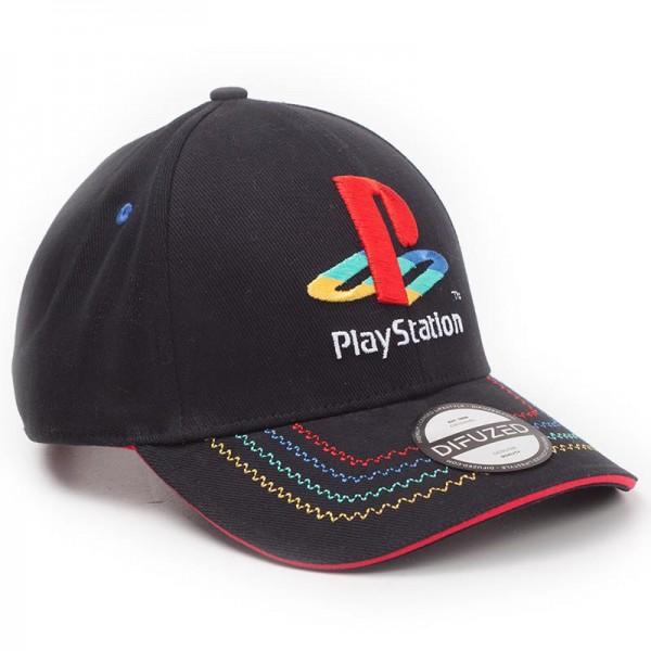 Бейсболка Difuzed: Playstation: Retro Logo