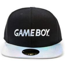 Бейсболка Nintendo: Gameboy Holographic Logo