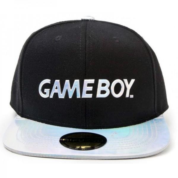 Бейсболка Difuzed: Nintendo: Gameboy Holographic Logo