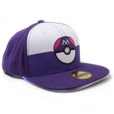 Бейсболка Difuzed: Pokémon с подсветкой