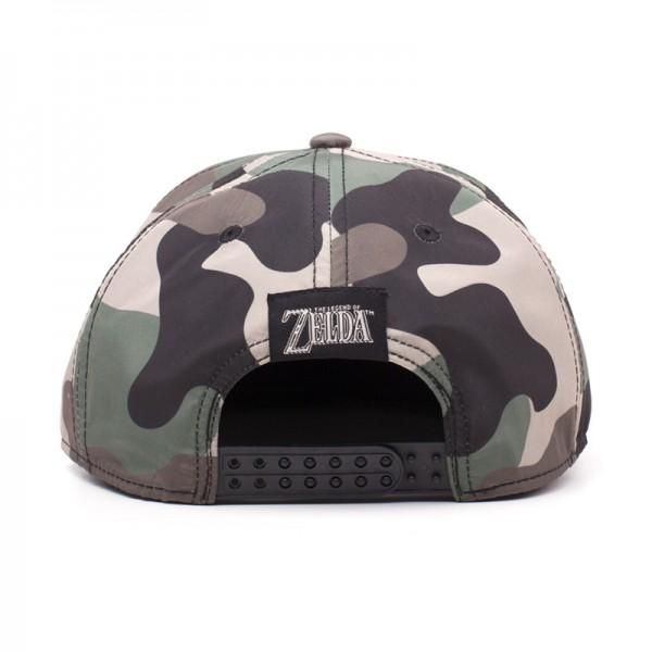 Бейсболка Difuzed: Zelda Camouflage