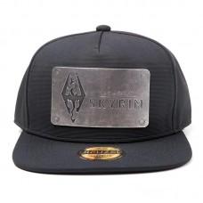 Бейсболка Skyrim: Dovakiin Logo Metal Plate