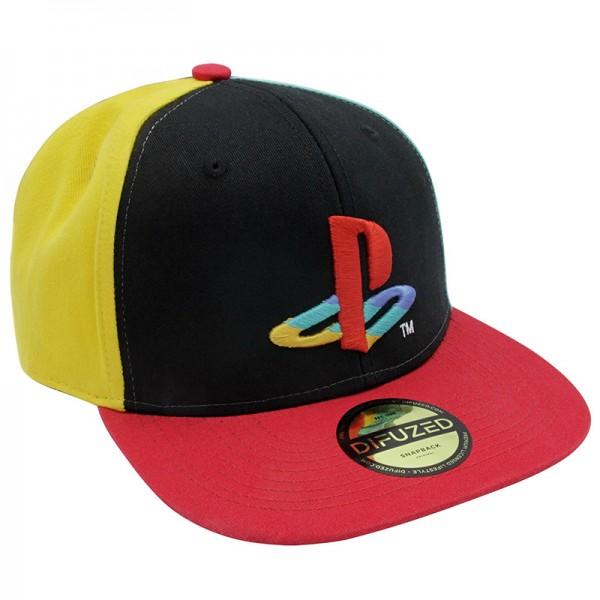 Бейсболка Difuzed: PlayStation: Original Logo Colors