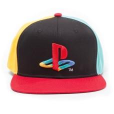 Бейсболка PlayStation: Original Logo Colors