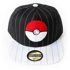 Бейсболка Difuzed: Pokémon: Pokéball Varsity