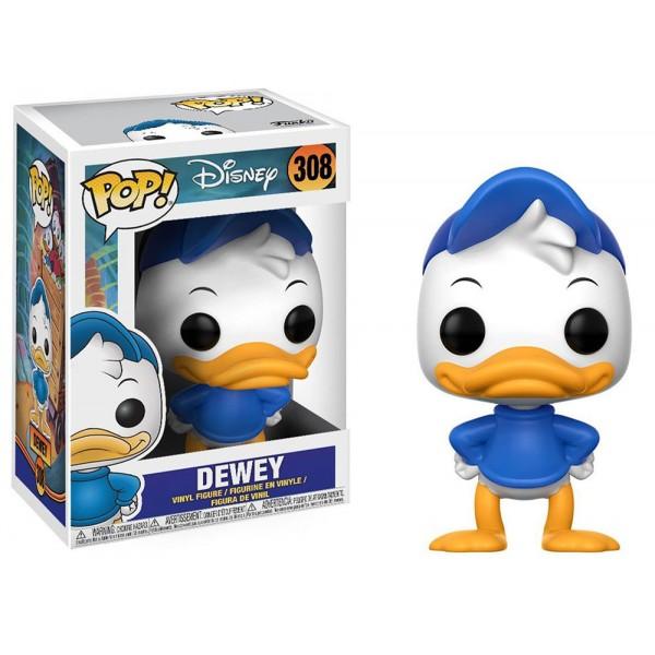 Фигурка Funko POP! Vinyl: Disney: Duck Tales: Дьюи Дак (Dewey Duck)