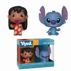 Фигурка Funko VYNL: Disney: Lilo & Stitch: 2PK: Lilo & Stitch