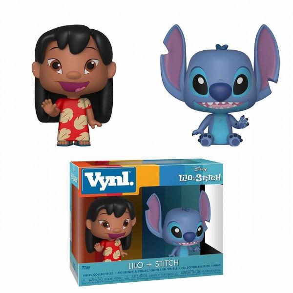 Фигурка Funko VYNL: Disney: Lilo & Stitch: 2PK: Лило и Стич