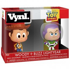 Фигурка Funko VYNL: Disney: Toy Story: Woody and Buzz