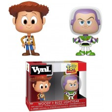 Фигурка Funko VYNL: Disney: Toy Story: Woody and Buzz