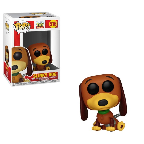 Фигурка Funko POP!  Toy Story: Собачка Спиралька