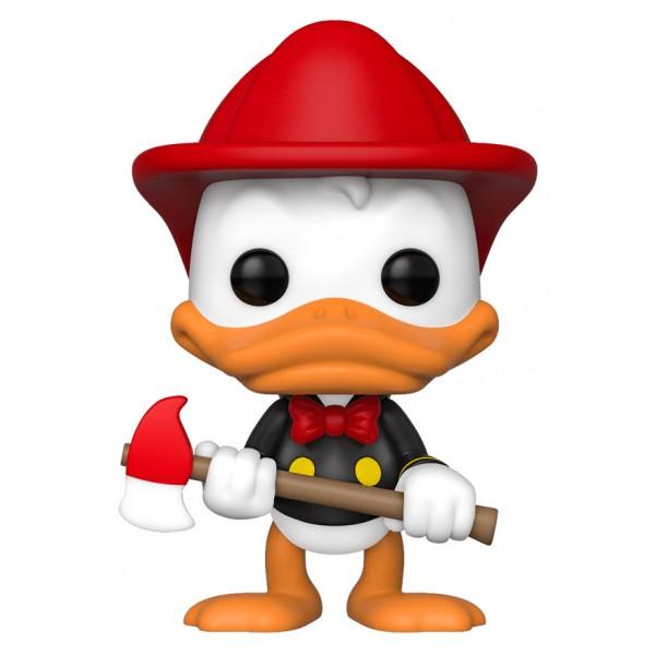 Фигурка Funko POP! Vinyl: Donald Duck Fire Chief (Эксклюзив NYCC 2019)