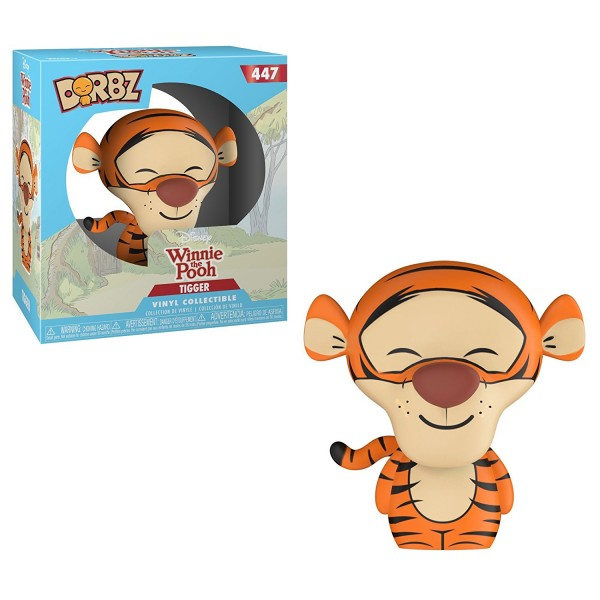 Фигурка Funko Dorbz: Disney: Winnie the Pooh S1: Тигра из  мультфильма Винни-Пух