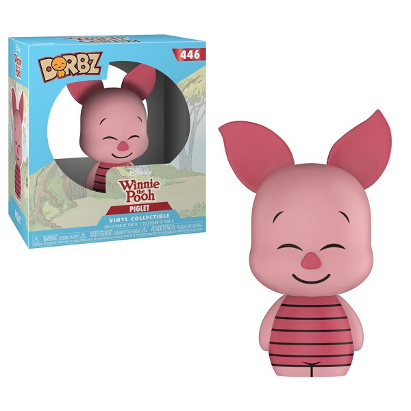 Фигурка Funko Dorbz: Disney: Winnie the Pooh S1: Пятачок из мультфильма Винни-Пух