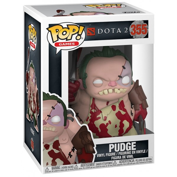 Фигурка Funko POP! Vinyl: Games: Dota 2 S1: Pudge w/ Cleaver