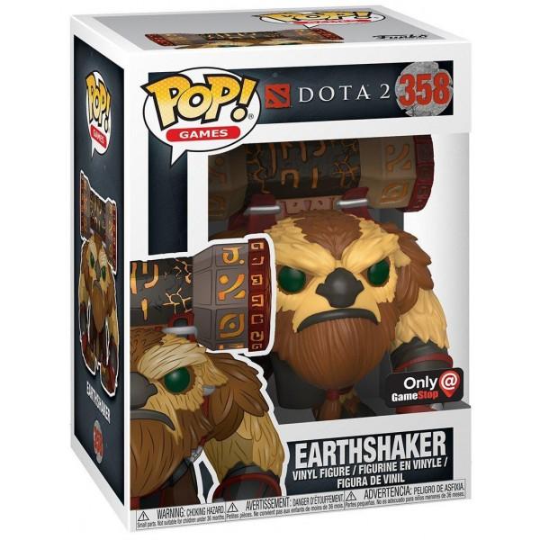 Фигурка Funko POP! Vinyl: Games: Dota 2: Earthshaker (Эксклюзив)