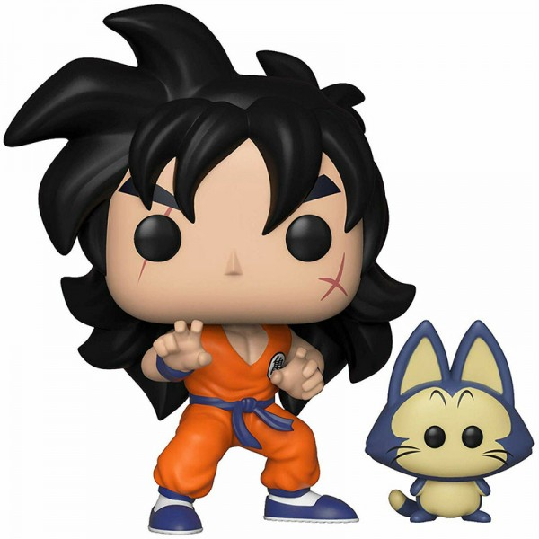 Фигурка Funko POP! Vinyl: Dragon Ball Z: Yamcha & Puar
