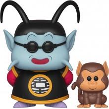 Фигурка Funko POP! Vinyl: Dragon Ball Z: King Kai & Bubbles