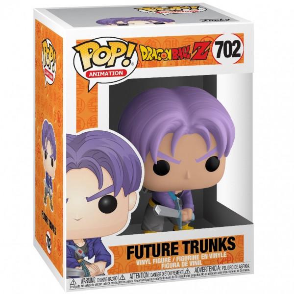 Фигурка Funko POP! Vinyl: Dragon Ball Z: Future Trunks