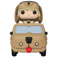 Фигурка Funko POP! Rides Dumb and Dumber: Harry Dunne In Mutt Cutts Van