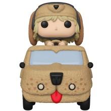 Фигурка Funko POP! Rides Dumb and Dumber: Harry Dunne In Mutt Cutts Van