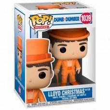 Фигурка Funko POP! Dumb and Dumber: Lloyd Christmas In Tux