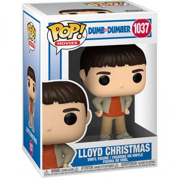 Фигурка Funko POP! Dumb and Dumber: Lloyd Christmas