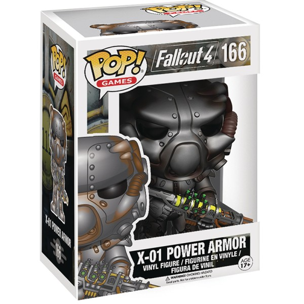 Фигурка Funko POP! Vinyl: Games: Fallout 4: X-01 Power Armor