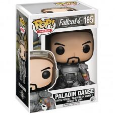 Фигурка Funko POP! Vinyl: Games: Fallout 4: Paladin Danse