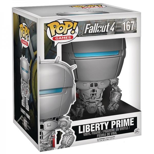 """Фигурка Funko POP! Vinyl: Games: Fallout 4: 6"""" Liberty Prime"""